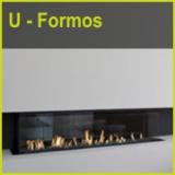Židiniai dujiniai U-Formos